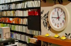 Video: what books do while people are asleep
