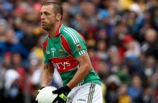 Mayo without pair for start of National League