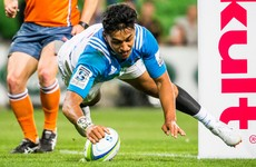 All Blacks teen sensation Rieko Ioane racks up a hat-trick in thrilling Super Rugby opener