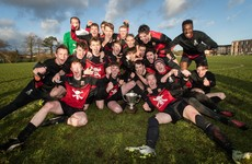 Late, late show as 94th-minute winner helps UCC to second Collingwood Cup in 3 years
