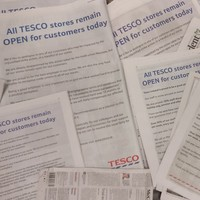 'It's very frustrating' - Union not happy with Tesco anti-strike ad campaign