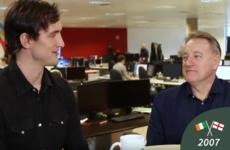 'We had to win, and it brought horrendous pressure': Eddie O'Sullivan's memories of Croke Park 07