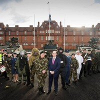 Looking for a job? The Defence Forces are recruiting 860 personnel