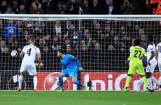 Wembley curse continues as Tottenham dumped out of Europa League by Gent