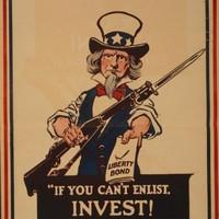 Fighting talk: America's WWI-era posters