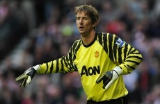 Van der Sar set for retirement