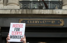 A quarter of the cash from Clerys' liquidation has gone to accountants and lawyers