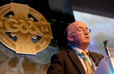 Dublin native John Horan the new GAA president elect after emphatic victory
