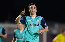 Fantastic 4 for Derry on a dismal Dalymount night for Bohemians