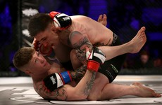 Parke edges Belfast battle of ex-UFC pair as Gallagher eases to another win