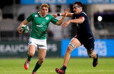 Leinster wing Larmour among the standouts in Ireland U20s win