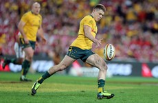 Wallaby O'Connor and ex-All Black Williams arrested for cocaine possession