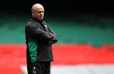 Who will Ireland turn to if Kidney is given Lions job?