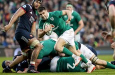 Commanding halfbacks, first-half frustrations and more Ireland talking points