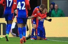 Crystal Palace earn much-needed win as Moyes suffers defeat on Goodison return