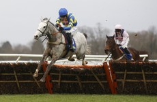 Master Blueyes teaches Adonis Juvenile Hurdle rivals a lesson at Kempton