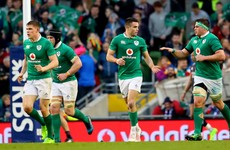 Watch: All the highlights as Ireland battle to hard-fought French win