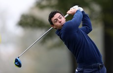 Rory in Wonderland falls down a rabbit hole, Father Ted and LOI and the week's best sportswriting
