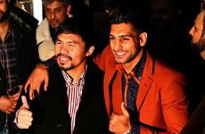 Manny Pacquiao and Amir Khan agree terms on April 'super fight'