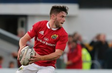 Munster's Johnston comes through 'dark place' to show promise again