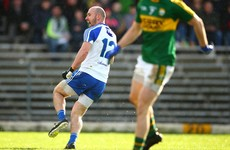 Gavin Doogan goal maintains Monaghan's unbeaten league run against Kerry
