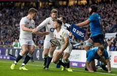 England take bonus point victory after getting their heads around Italian approach