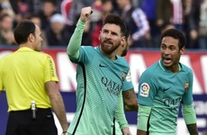 Messi makes the difference again - but jury's out on Barca's 3-4-3