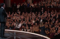 The Oscars just trolled Trump and gave the 'uninspiring and overrated' Meryl Streep a standing ovation