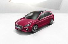 The Hyundai i30 now has an estate version