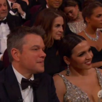 Queen Chrissy Teigen and her top Oscars moments of last night... It's a special Dredge
