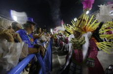 20 people injured in Rio carnival float crash