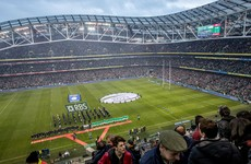 French Rugby Federation criticise treatment at post-match reception in Dublin