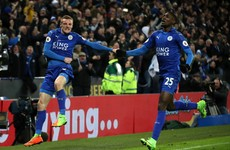 'The champions are back!' Jamie Vardy-inspired Leicester earn stunning win over Liverpool