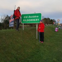 Mother on protest walk from Cork to Dublin for second time to get her child medicinal cannabis