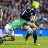 Glasgow Warriors lose adopted Scot Strauss to Sale Sharks