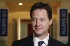 UK deputy prime minister to visit Áras an Uachtaráin