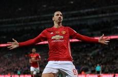 'Animal' Ibrahimovic thanks kids, Mourinho for Man United chance