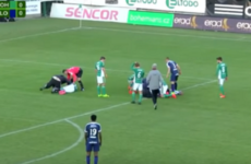Striker who saved opponent's life was racially abused by fans that same afternoon