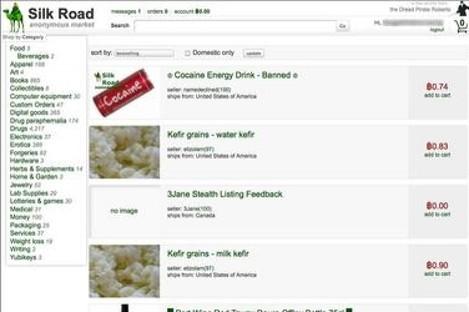 Screengrab of website.