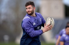 Taute loving life at Munster but in no hurry to sort out his future