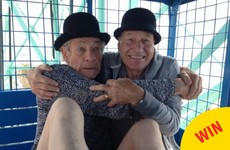 22 photos of Patrick Stewart and Ian McKellen guaranteed to make you smile