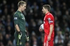 He's got to send him off: Mancini and Gerrard in Etihad tunnel spat