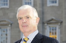 Being tough on bankers ... and Fine Gael: How Peter Mathews will be remembered