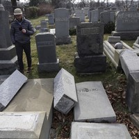 Jewish communities in the US have faced a string of anti-semitic threats so far this year