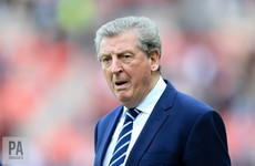 Former England boss Hodgson emerges as front-runner for Leicester job