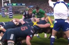 Analysis: Ireland's scrum came good in the end after a very messy start