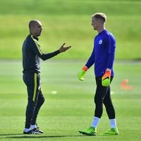 Pep Guardiola rules out Joe Hart return to Man City