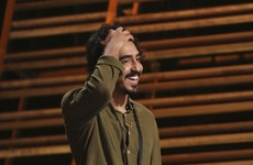 For everyone out there with feelings about Dev Patel