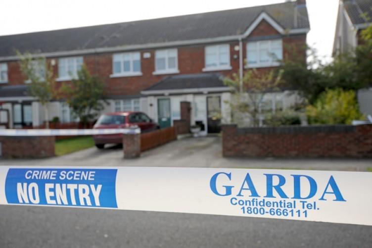 The scene of the 2012 killing.