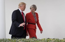 Report that Trump asked to delay UK state visit over public anger slammed as 'pure speculation'